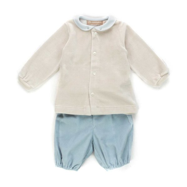La Stupenderia - BABY BOY TWO-PIECE SET