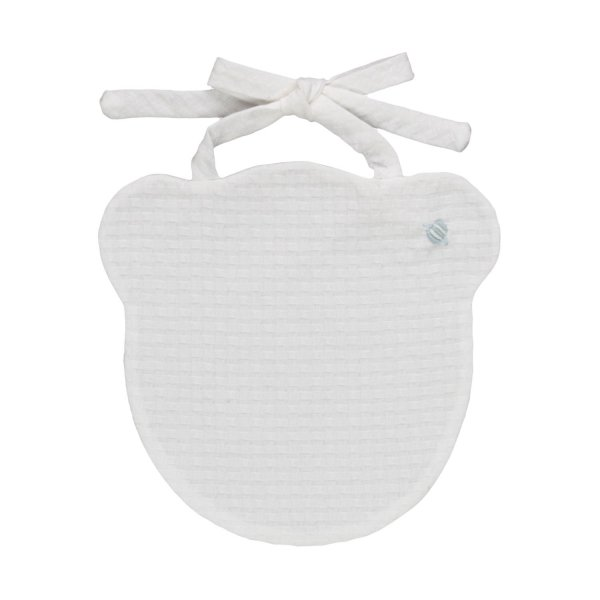La Stupenderia - BEAR BIB FOR BOYS