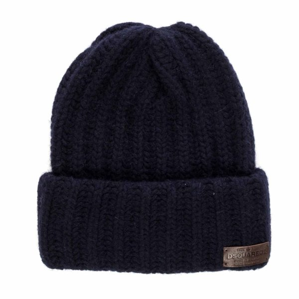 Dsquared2 - Wool Cap Unisex