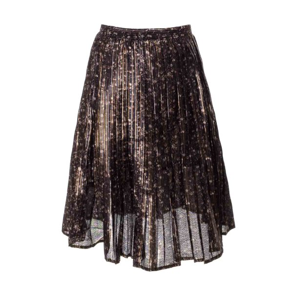 Les Coyotes De Paris - GIRL GOLD SKIRT