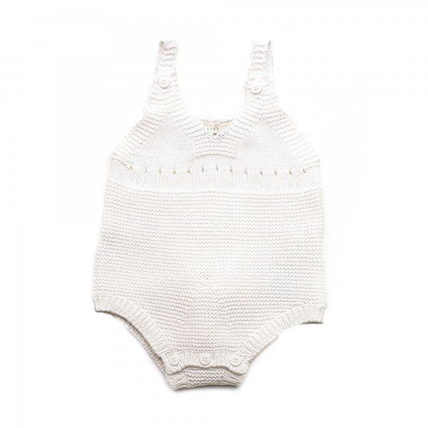 Stella Mccartney - BODY CONIGLIETTO COLOR PANNA