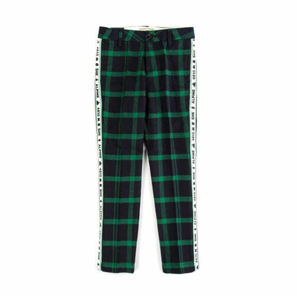 Scotch & Soda - Check pattern trousers for Boys