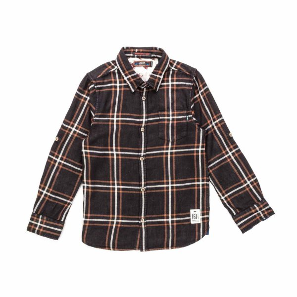 Scotch & Soda - CAMICIA A SCACCHI BOY