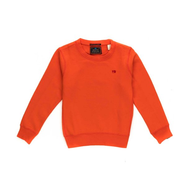 Scotch & Soda - Orange Sweatshirt for Girls