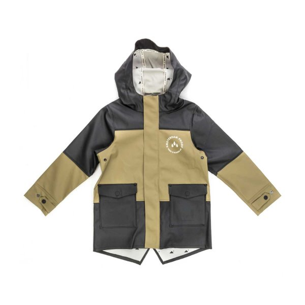 Scotch & Soda - IMPERMEABILE BICOLORE BAMBINO