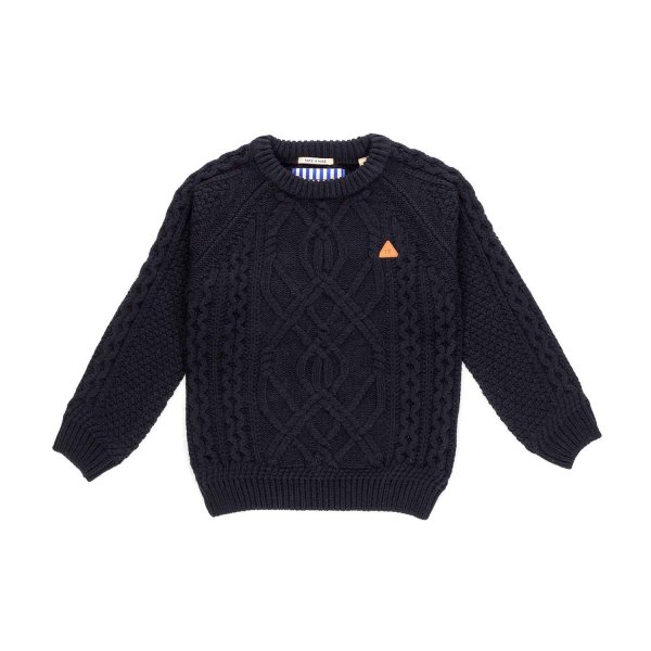 Scotch & Soda - BOY BLUE PULLOVER