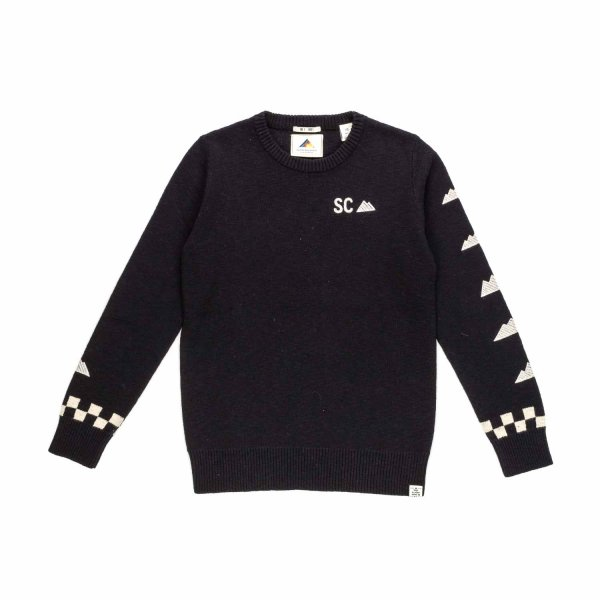 Scotch & Soda - BOY COTTON PULLOVER