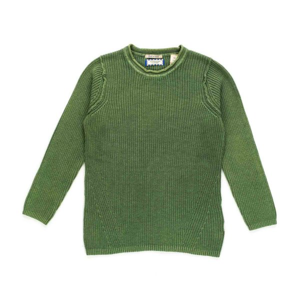 Scotch & Soda - Green Pullover for Boys