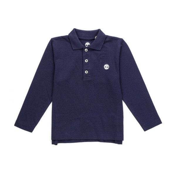 Timberland - BABY BOY BLUE POLO SHIRT