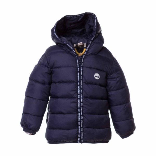 Timberland - Blue Jacket for Boys
