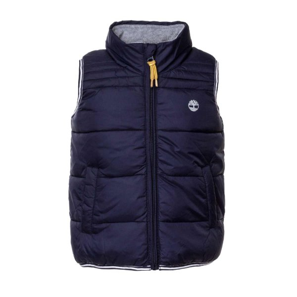 Timberland - BABY BOY BLUE BODY WARMER