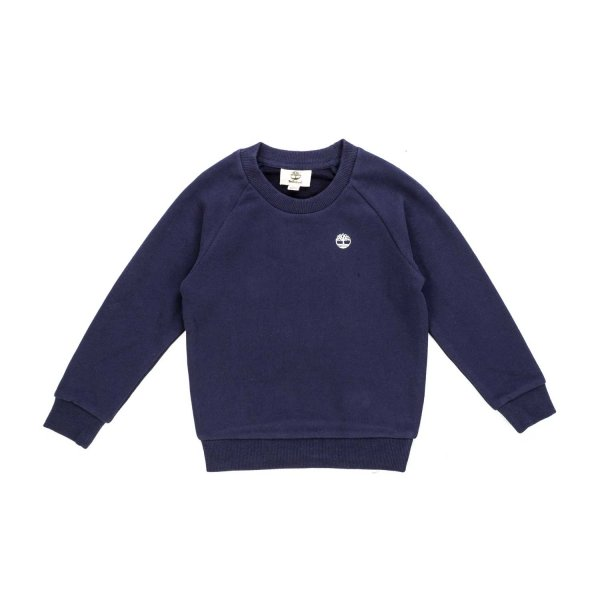 Timberland - BOY NAVY BLUE SWEATSHIRT