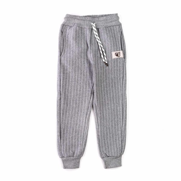 Oji - Gray jogging pants unisex