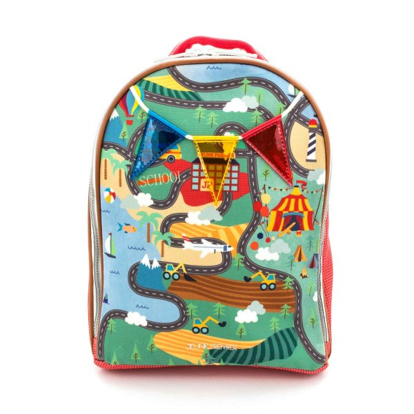 Jeune Premier - COLOUR PRINT BACKPACK