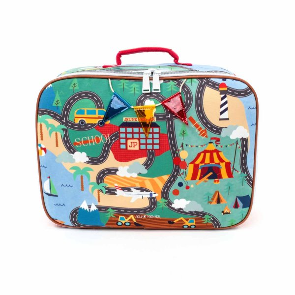 Jeune Premier - Mini suitcase with shoulder strap