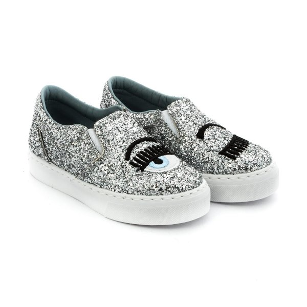 Sneaker Slip on girl teen Chiara Ferragni - annameglio.com shop online