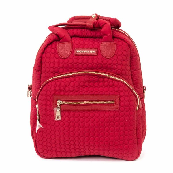 Monnalisa - RUBY RED NURSERY BACKPACK