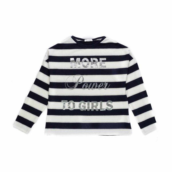 Elsy - GIRL STRIPED TOP