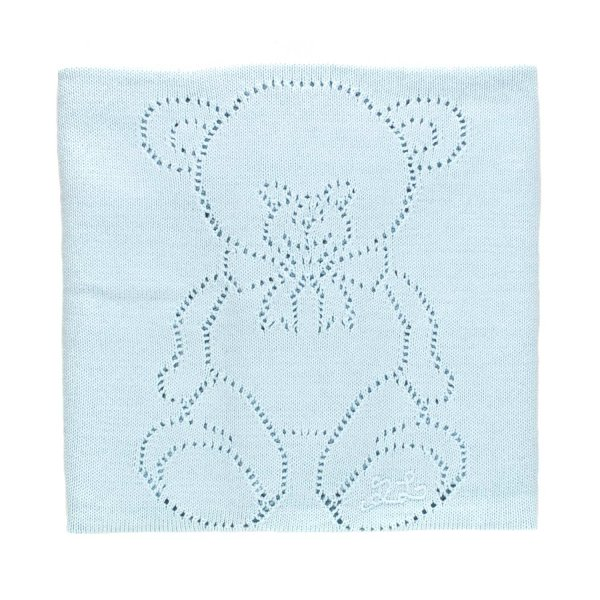 Ralph Lauren - BABY BOY BEAR BLANKET