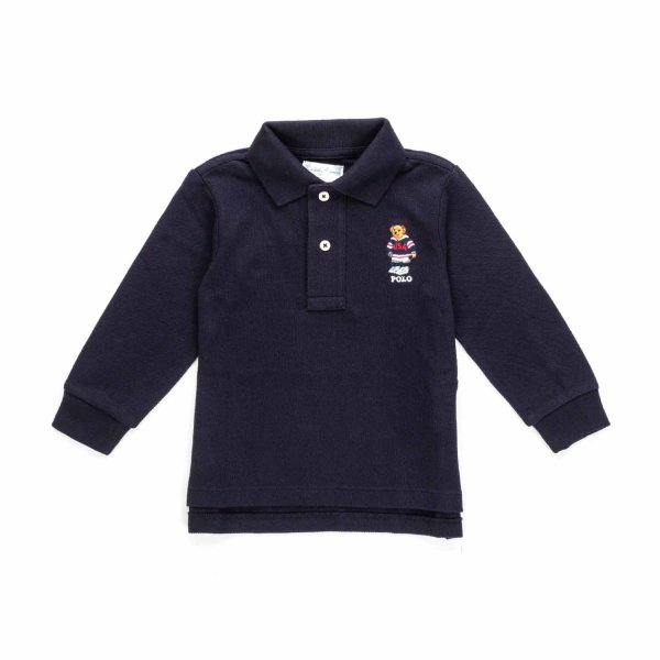 Ralph Lauren - BABY BOY BEAR POLO SHIRT