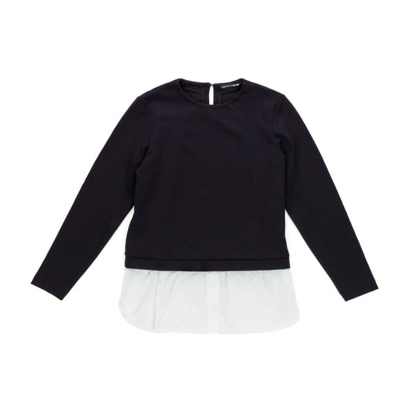 European Culture - Sweater with shirt for Girls