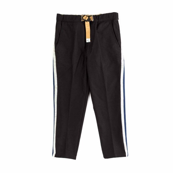 White Sand - BOY BLACK TROUSERS