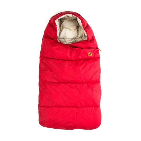 Save The Duck - Red duvet sack for babies