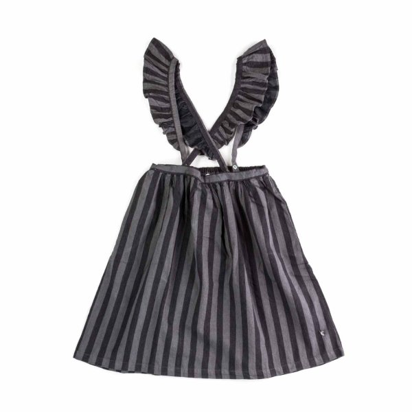 Tocotò Vintage - GIRL SKIRT WITH SUSPENDERS