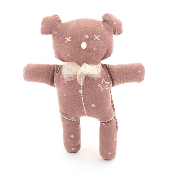 Tocotò Vintage - Pink soft Bear for Girls