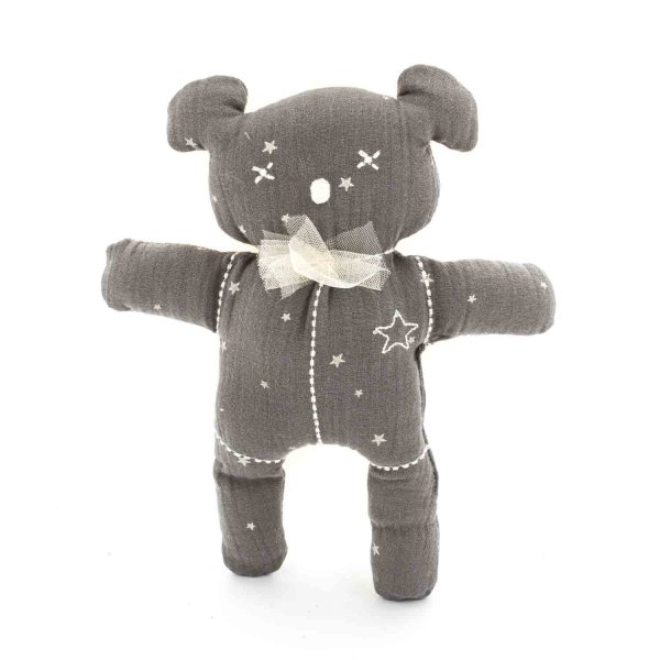 Tocotò Vintage - Cotton Gray bear