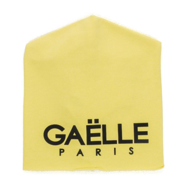 Gaelle Paris - GIRL YELLOW LOGO HAT