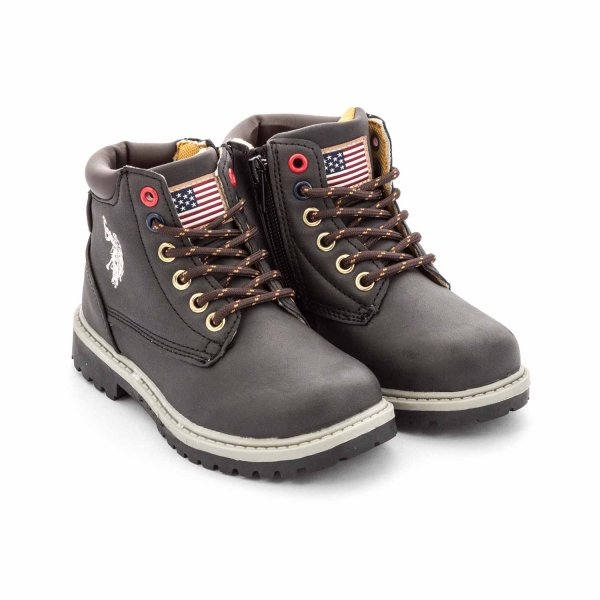 U.s. Polo Assn. - ANKLE BOOTS FOR BOYS