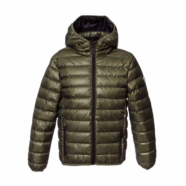 Ciesse Piumini - GREEN FRANKLIN DOWN JACKET