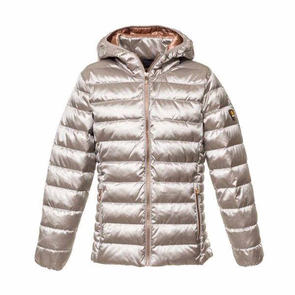 Ciesse Piumini - GIRL IVORY DOWN JACKET
