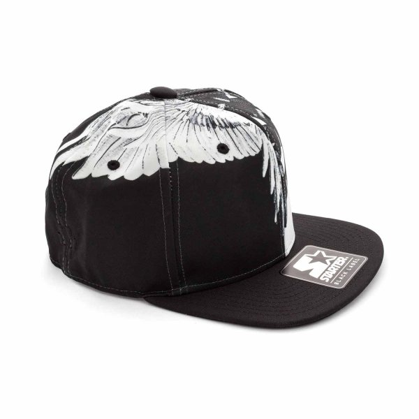 Marcelo Burlon - TWO-COLOUR STARTER CAP