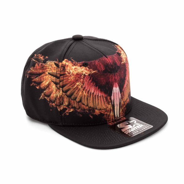 Marcelo Burlon - BOY STARTER WINGS CAP