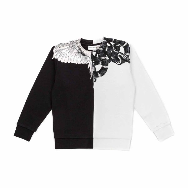 Marcelo Burlon - BOY WINGS SWEATSHIRT