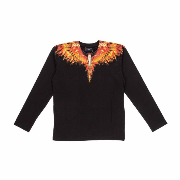 Marcelo Burlon - BOY FIRE WINGS T-SHIRT