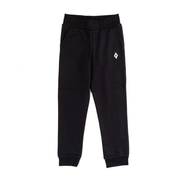 Marcelo Burlon - BOY BLACK JOGGING PANTS