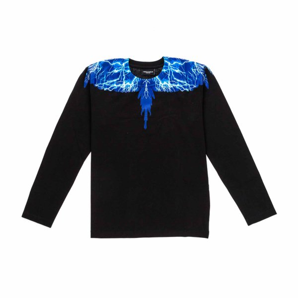 Marcelo Burlon - BOY LIGHTNING T-SHIRT