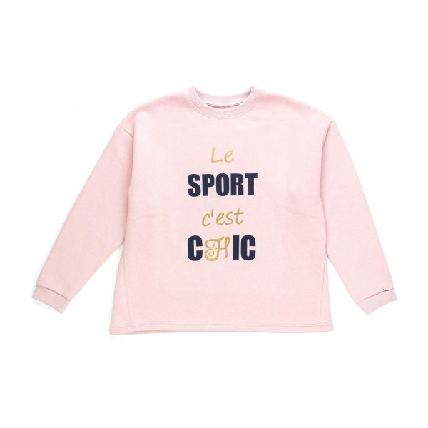 Hdoll - GIRL SPORT CHIC SWEATSHIRT