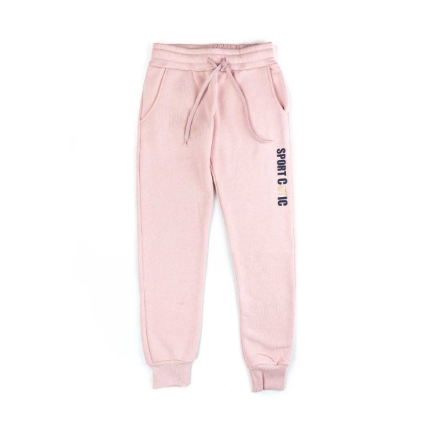 Hdoll - GIRL PINK SPORT CHIC PANTS