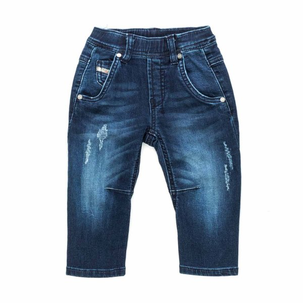 Diesel - JEANS TROUSERS FOR BABY BOYS