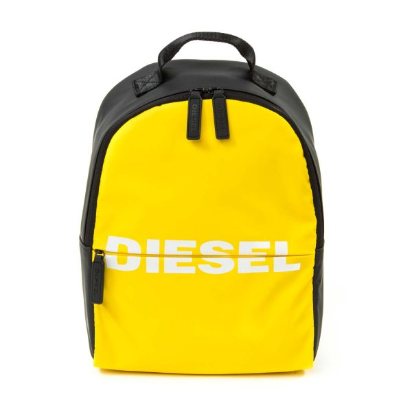 Diesel - UNISEX BACKPACK WITH LOGO