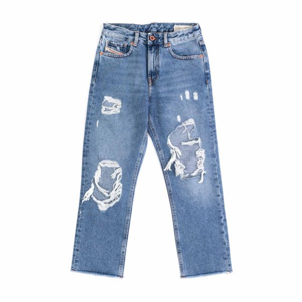 Diesel - DISTRESSED JEANS FOR GIRLS