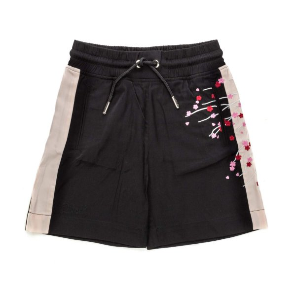 Diesel - BLACK SHORTS FOR GIRLS