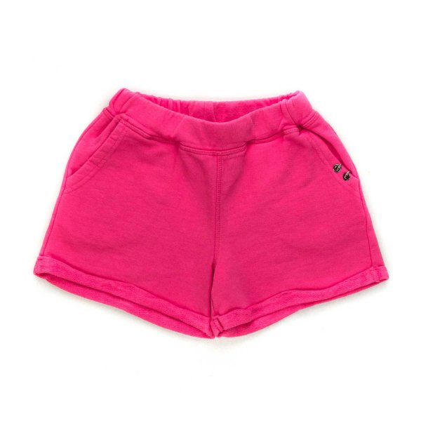 Diesel - PINK COTTON SHORTS FOR GIRLS