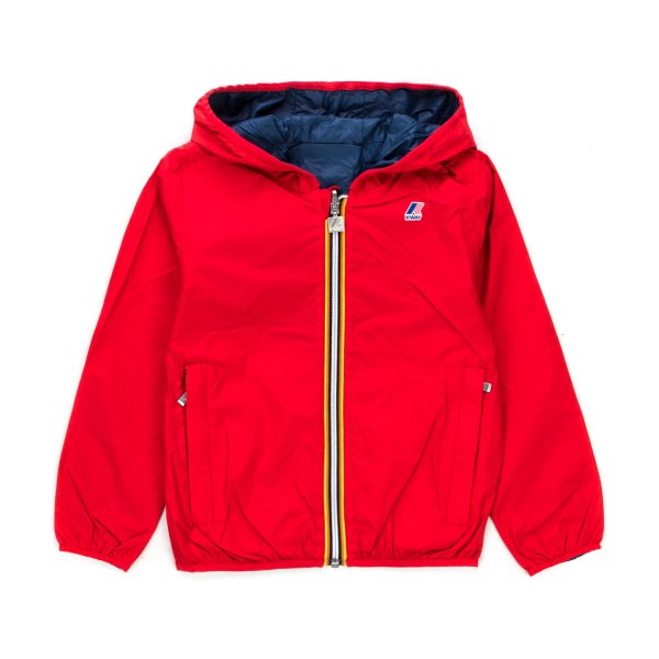 K-Way - JACQUES PLUS DOUBLE JACKET FOR BOY