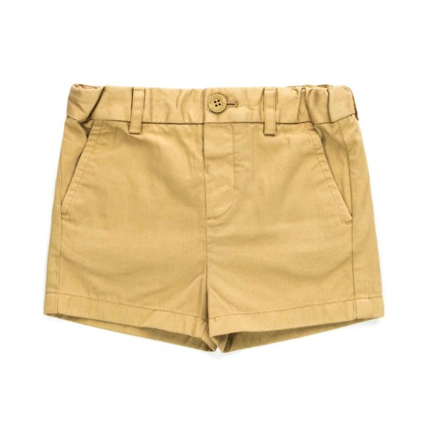 Burberry - BABY BOY COTTON CHINO SHORTS