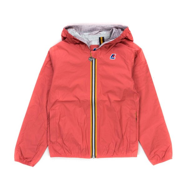 K-Way - LILY PLUS DOT JACKET FOR GIRLS